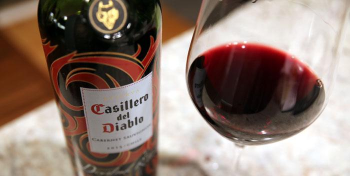 Casillero del Diablo Devilish Release Cabernet Sauvignon