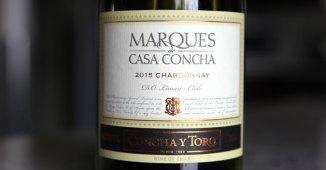 Marques de Casa Concha Chardonnay