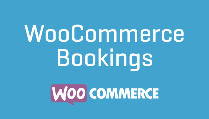WooCommerce Bookings Cheap Plugin Wordpress Extension Free Updates