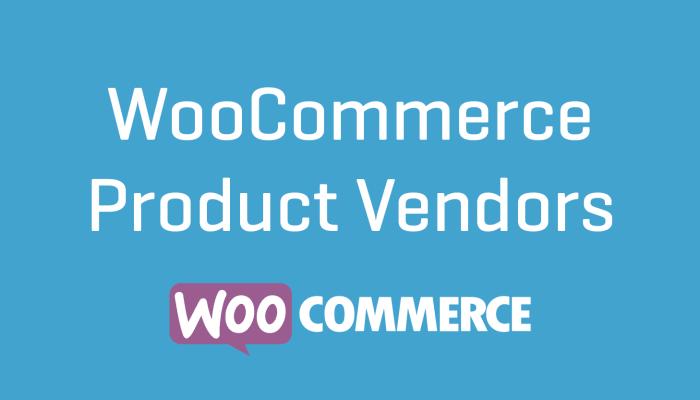 WooCommerce Product Vendors Cheap Plugin Wordpress Extension