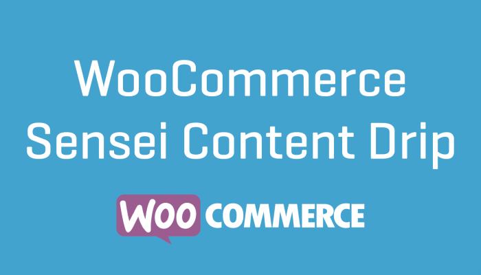 WooCommerce Sensei Content Drip-01