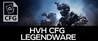 HVH CFG LegendWare
