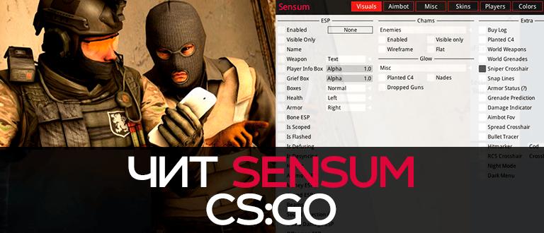 Sensum multihack + cfg