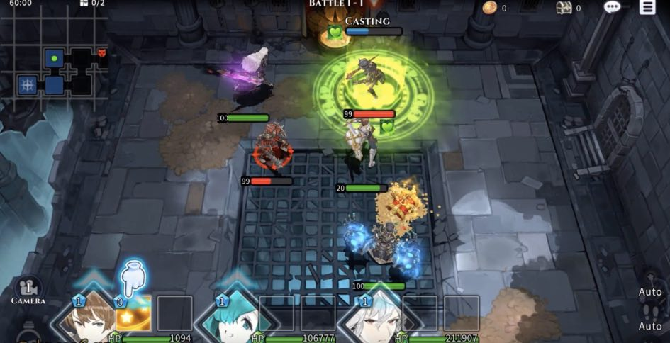 Shining Beyond - tactical RPG from XII Braves is about to Launch in SEA