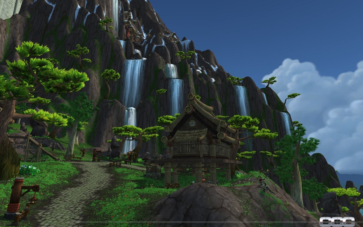 Wallpaper Wow Hd World Of Warcraft Mists Of Pandaria Review For Pc Cheat