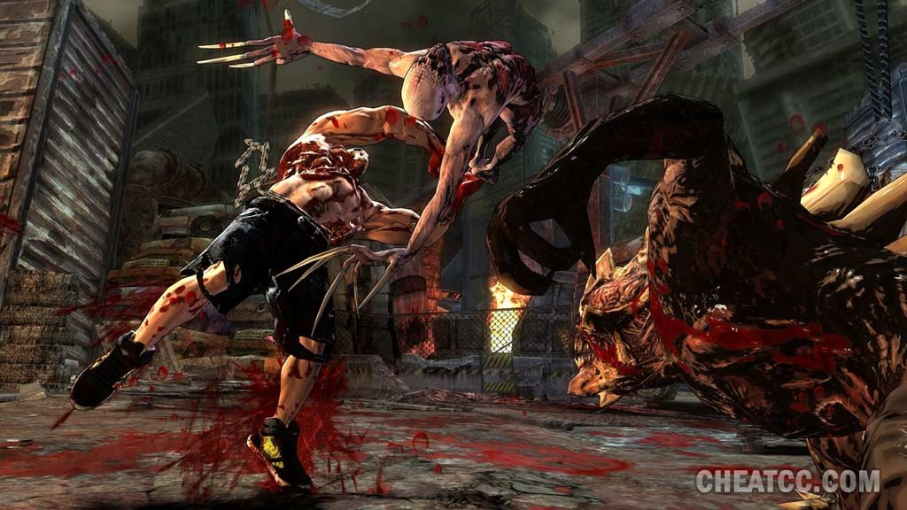 Ps3 Animated Wallpaper Splatterhouse Preview For Playstation 3 Ps3