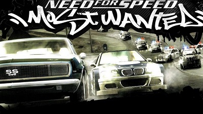 NFS Most Wanted Black Edition PS2