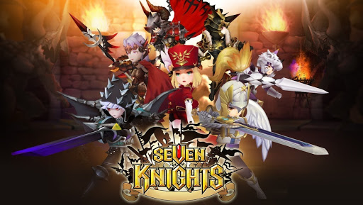 trik seven knights seven