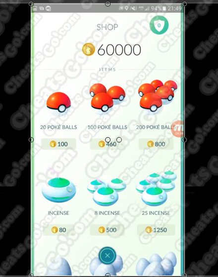 Image Result For Pokemon Go How To Hack Free Coins