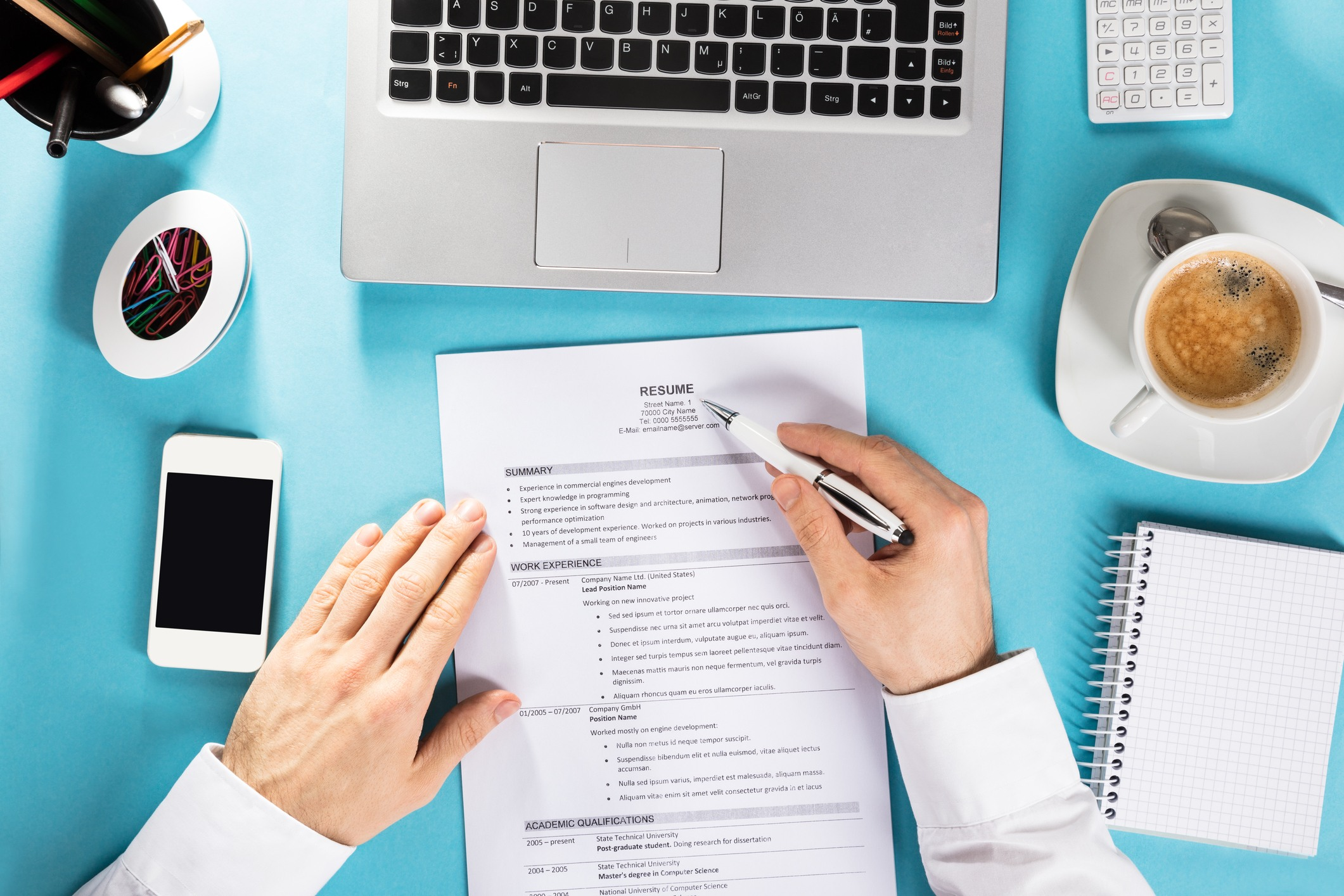 Resume Mistakes The Most Ridiculous Resume Mistakes That Make Employers Cringe