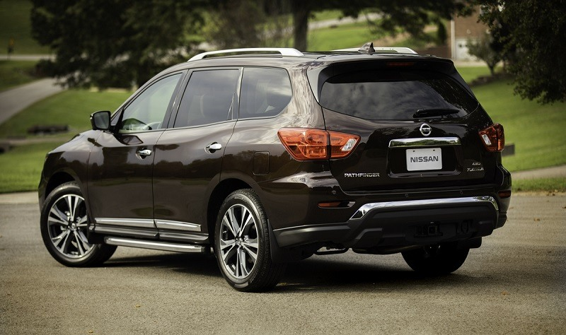 What's New In The Nissan Pathfinder For The 2019 Model Year