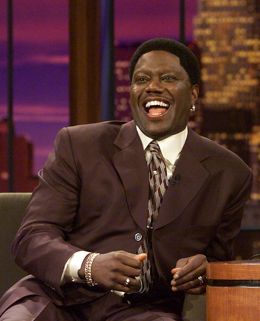 Bernie Mac Stand Up : bernie, stand, Bernie, Mac's, Daughter, Explains, Father, Release, Standup, Special