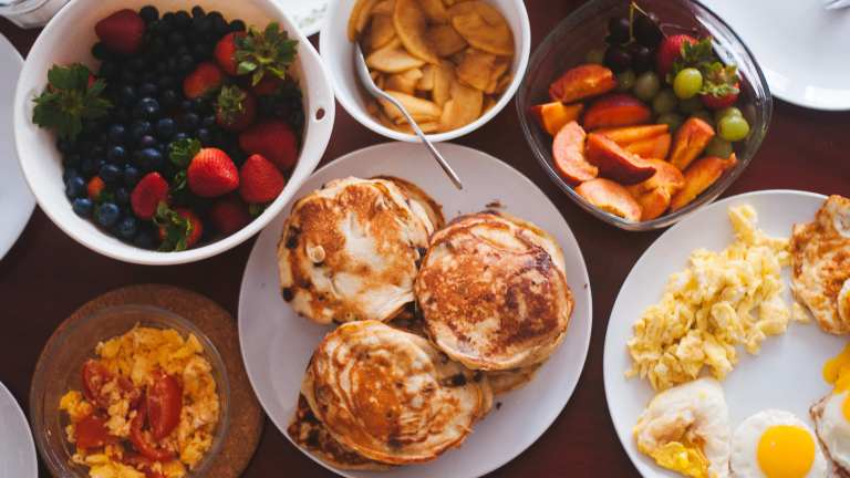 never skip breakfast