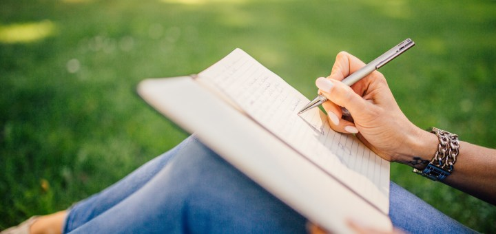 write journal for success