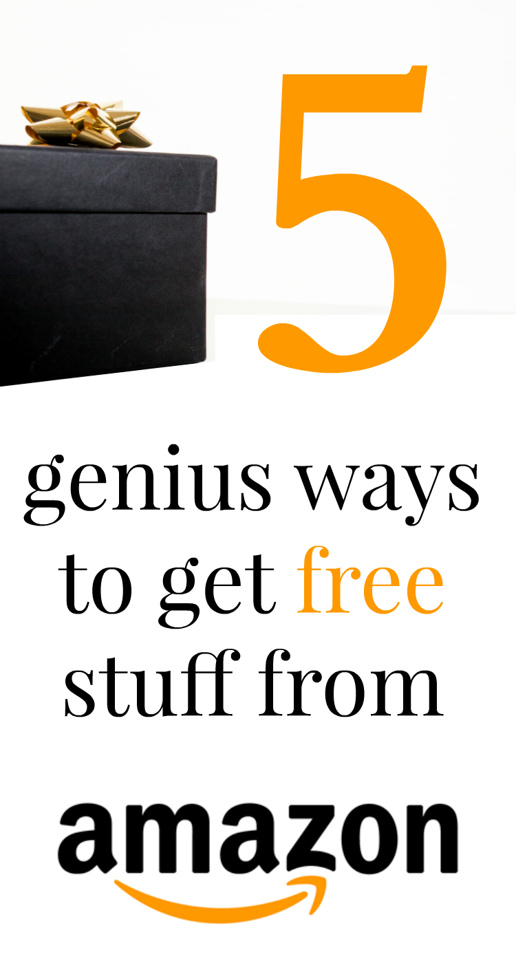 Get Free Stuff From Amazon