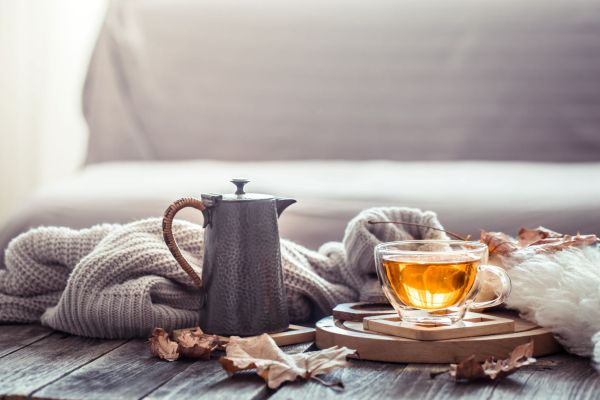 Aromatic Bedtime Tea Blends for Stress Relief and Relaxation