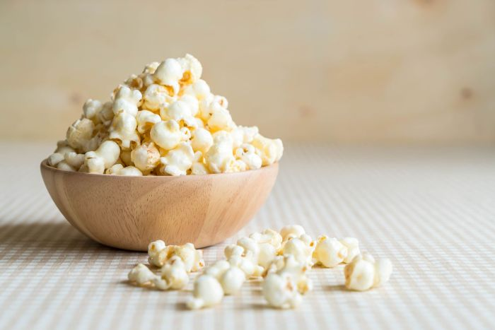popcorn healthy snacks
