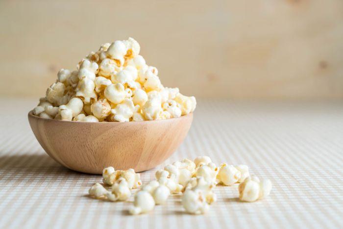 popcorn healthy snacks