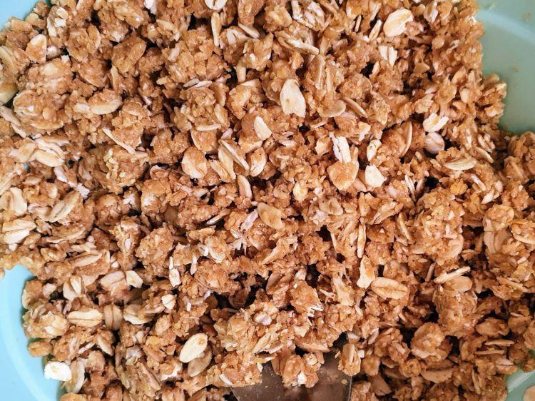 plant based oatmeal cookies