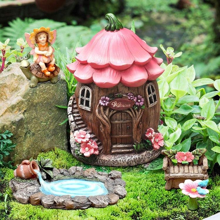 Aivanart Fairy Garden Kit Amazon