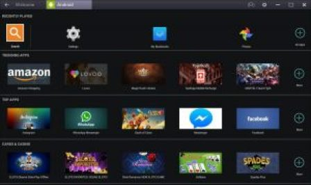BlueStacks App Player 2.7.315.8233 For Windows Download FREE