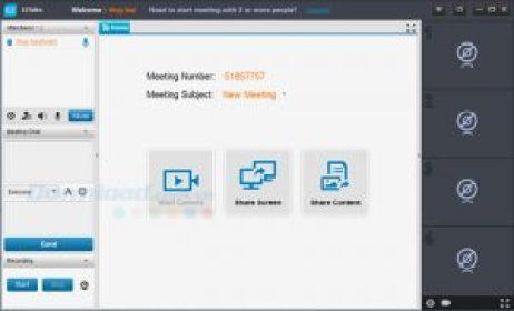 ezTalks Free Cloud Meeting Apk Download latest version