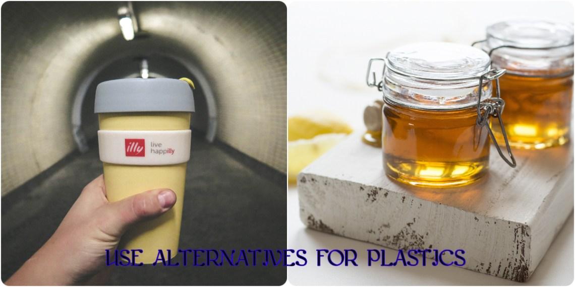 Embrace us of plastic alternatives