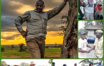 Jim Nyamu : The Man Who literally Walks for Elephants
