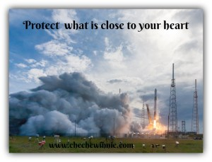 Protect  what is close to your heart