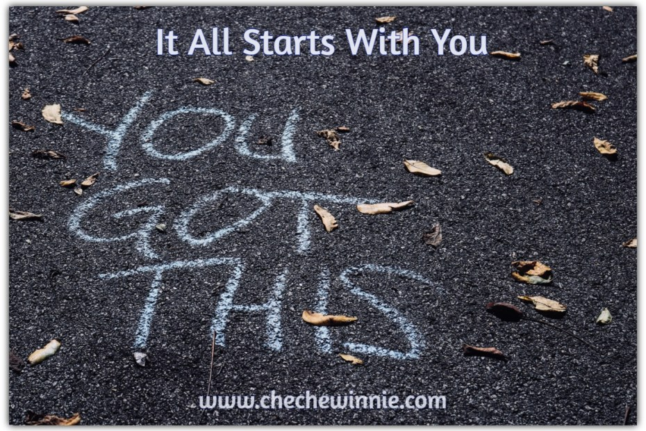 It All Starts With You