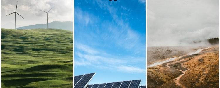 Clean Energy, Thermal Energy or Renewable Energy
