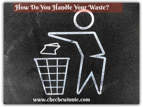 How Do You Handle Your Waste?