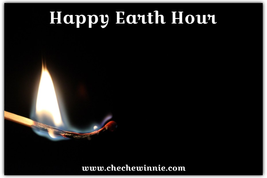Happy Earth Hour