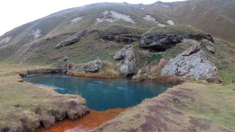 בריכת הסודה בעמק טרוסו