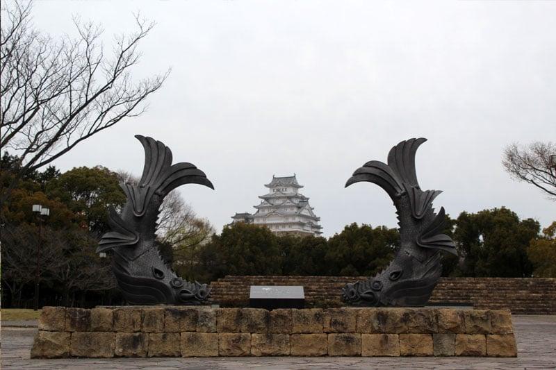 טירת הימג'י יפן