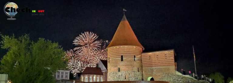 חגיגות יום הולדת לעיר קובנה טירת קובנה
