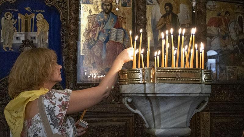 כנסיית הבשורה היוונית-אורתודוקסית