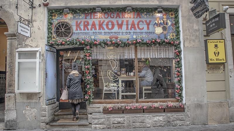 מסעדת אוכל פולני בקראקוב