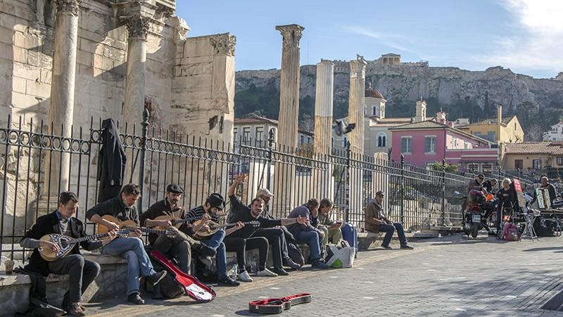 כיכר מונסטיראקי אתונה