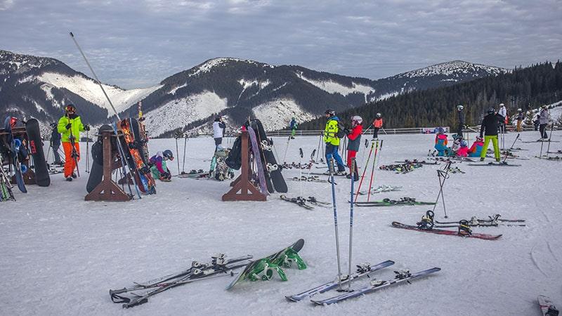 חופשת סקי בסלובקיה יאסנה