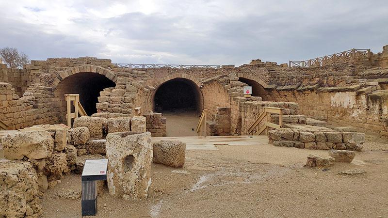 האמפיתאטרון של הורדוס
