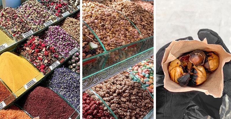 שווקים באיסטנבול