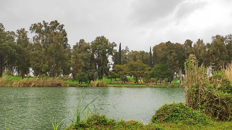 אגם בתל אפק