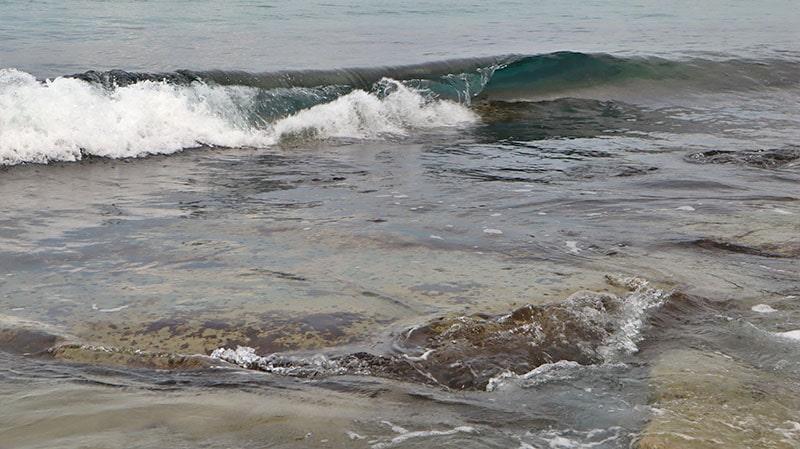 מי ים אכזיב