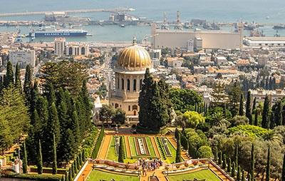 חופשה בחיפה