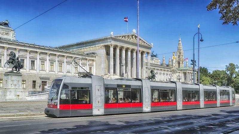 וינה תחבורה ציבורית