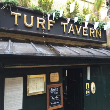 Turf Tavern - Oxford, England