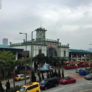 Central Ferry Piers - Hong Kong Island, Hong Kong, China