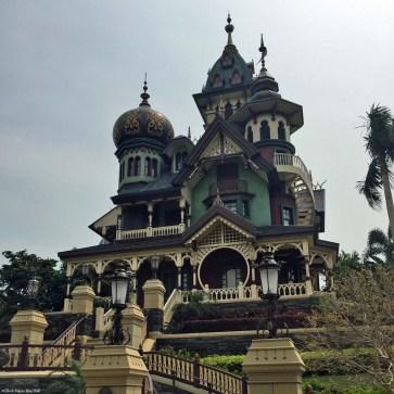 Mystic Manor in Mystic Point - Hong Kong Disneyland, Hong Kong, China