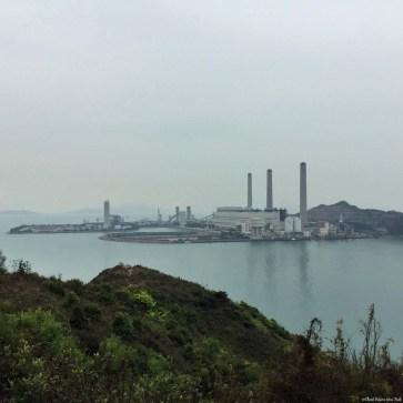 Lamma Power Station, Lamma Island - Hong Kong, China